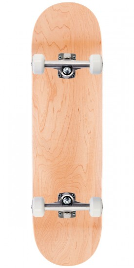 Blank Maple Skateboard Complete