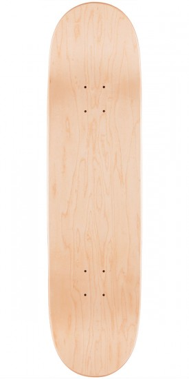Blank Maple Skateboard Deck