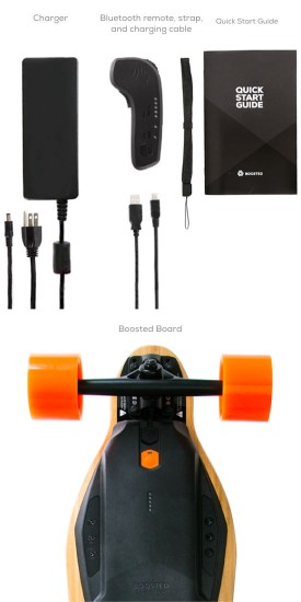Boosted 2nd Gen Dual+ Electric Longboard Complete
