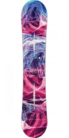 Burton Feelgood Flying V Womens Snowboard 2017