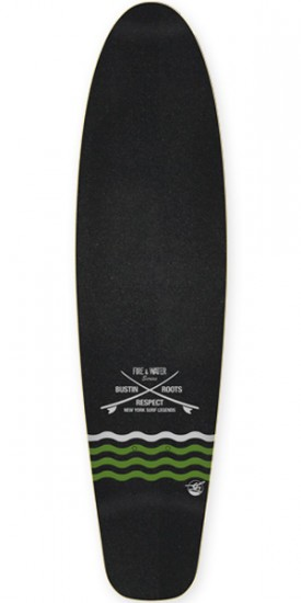 """Bustin NY Surf 29"""" Longboard Complete"""