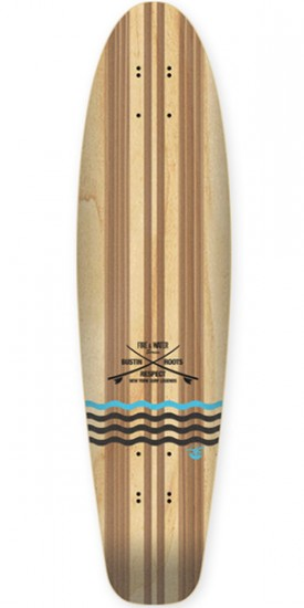 """Bustin NY Surf 32"""" Longboard Complete - 2015"""