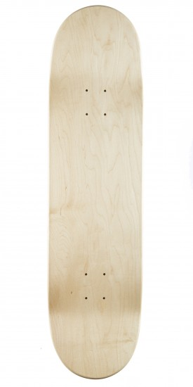 Bustin Pro Skateboard Deck - Bridge - 8.50""