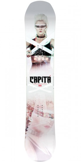 Capita Defenders of Awesome Snowboard 2017