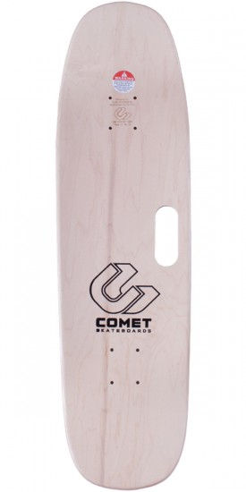 Comet Handle Longboard Skateboard Deck