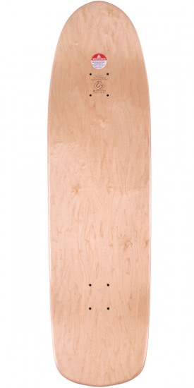 "Comet Shred 33"" Longboard Deck - 2014 Blue"