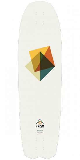 Prism Theory Longboard Deck