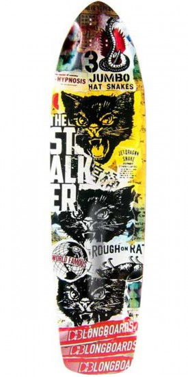 DB Longboards The Stalker Deck