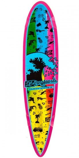 "DB Party Wave 38"" Longboard Deck"