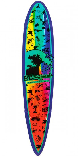 "DB Party Wave 42"" Longboard Deck"
