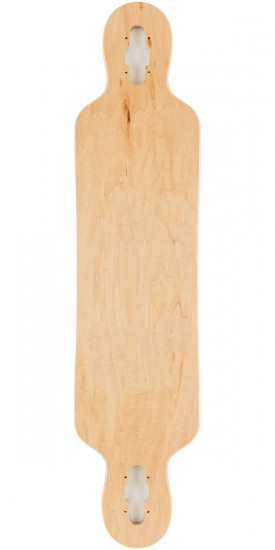 "DB Urban Native 38"" Longboard Complete - White/Grey"