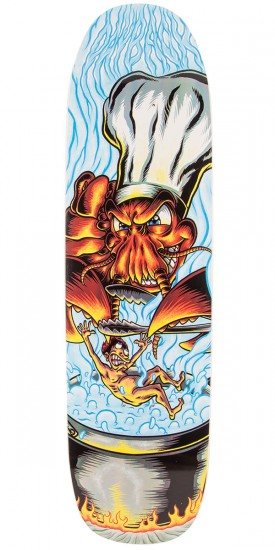 Earthwing Lobster Longboard Deck - 32.5""