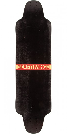 """Earthwing Road Killer Vulture Graphic Longboard Complete - 35.5"""""""