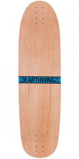 Earthwing Space Coaster Longboard Skateboard Deck