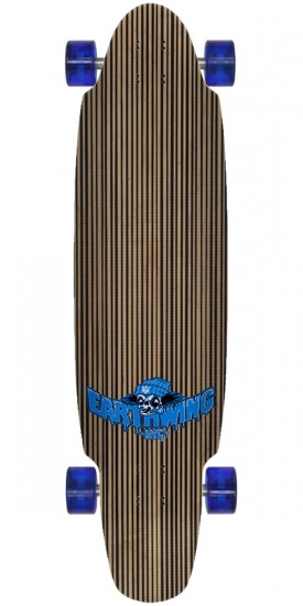 Earthwing Carbon Superglider 5 PLY Longboard Skateboard Complete