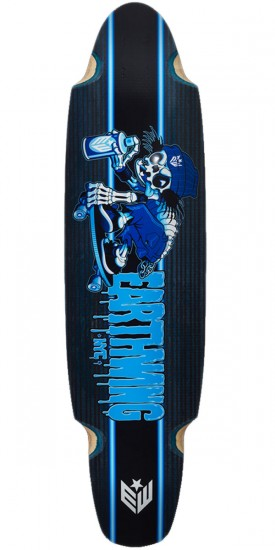 Earthwing Carbon Superglider 5 PLY Longboard Skateboard Deck