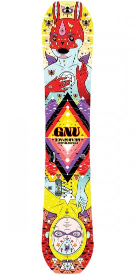 GNU Head Space Snowboard 2016