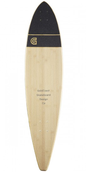 "Goldcoast Addax 36"" Pintail Longboard Deck"