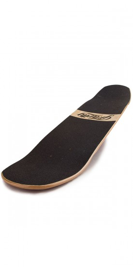 """Gravity 34"""" Pool The Rook Longboard Complete - Red - Blem"""