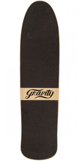 "Gravity 35"" Pool Slime Longboard Complete - Green"