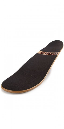 "Gravity 36"" Pool Bud Longboard Deck"