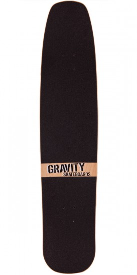 "Gravity Brad Edwards 40"" Pro Model Longboard Deck - 2015"