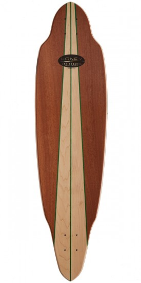 Honey Green Flex Longboard - Complete