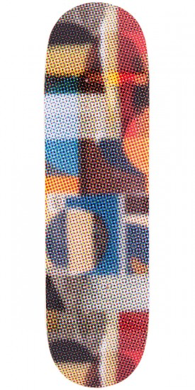 Hopps JW Abstract Arist Series Skateboard Deck - #1 - 8.50""