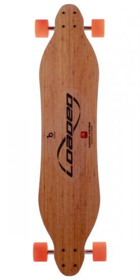 Loaded Vanguard Longboard Complete - Flex 3 - Blem