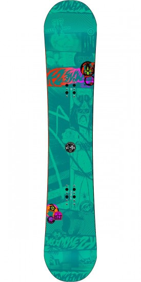 K2 Hit Machine Snowboard 2014