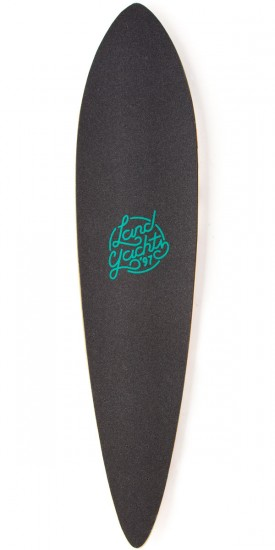 Landyachtz Bamboo Pinner Red Road Longboard Complete
