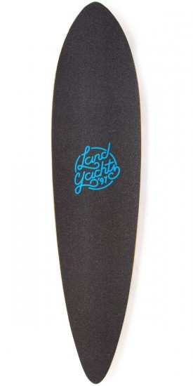 Landyachtz Bamboo Totem Narwhal Longboard Complete