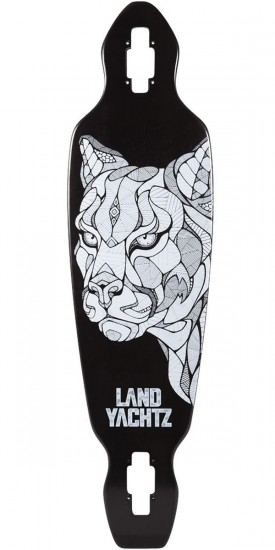 "Landyachtz Battle Axe 35"" Cougar Longboard Deck"