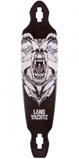 Landyachtz Battle Axe 35 Longboard Skateboard Deck - 2015