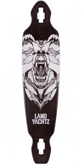 Landyachtz Battle Axe 40 Longboard Skateboard Deck - 2015