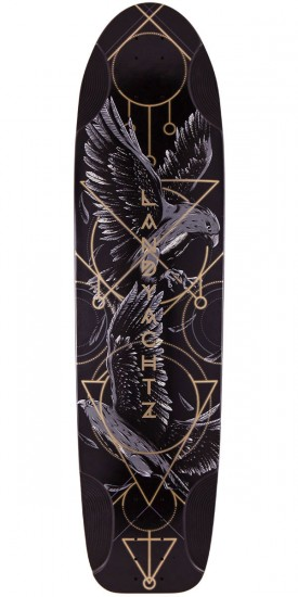 Landyachtz Canyon Arrow Longboard Skateboard Deck - 2015