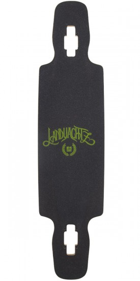 "Landyachtz Drop Carve 37"" Oceanspray Longboard Deck"