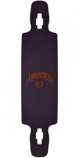 "Landyachtz Drop Carve 40"" Waves Longboard Deck"