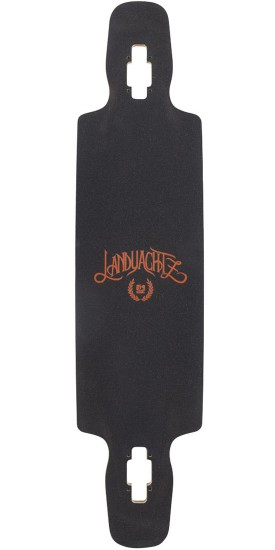 "Landyachtz Drop Carve 40"" Oceanspray Longboard Deck"