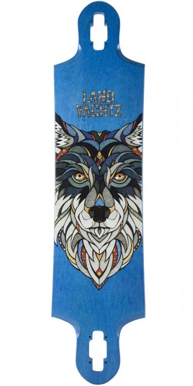 Landyachtz Nine Two Five Wolf Longboard Deck