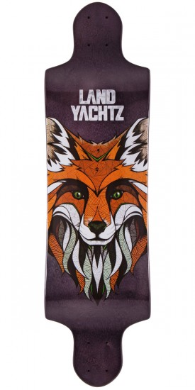 Landyachtz Switch 35 Longboard Skateboard Deck - 2015