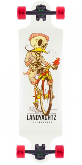 Landyachtz Switch 35 Longboard Complete - Skeleton - 2015