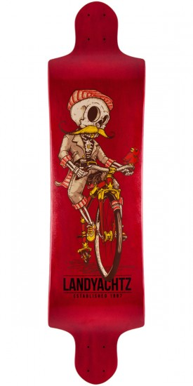 Landyachtz Switch 40 Longboard Skateboard Deck - 2013