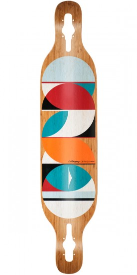 Loaded Dervish Sama Deck 2015 - Flex 1 - Blem