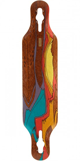 Loaded Icarus Longboard Deck