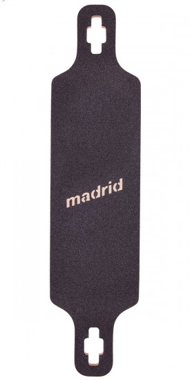 Madrid D.T.F. 2 Salute Longboard Deck - Drop Thru - Blem