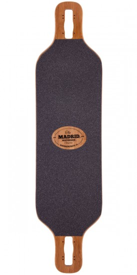 Madrid Dream Bamboo Long Johns Longboard Deck - 2015