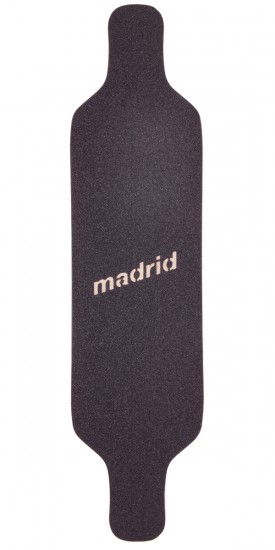 Madrid Dream Billboard Longboard Deck - Top Mount - Blem
