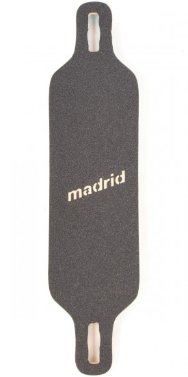 Madrid Dream Bamboo Drop Thru Longboard Complete