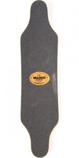 Madrid Missionary Bamboo Top Mount Longboard Complete